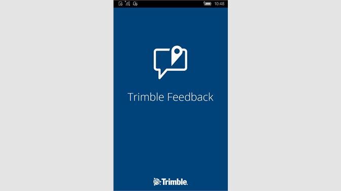 Get Trimble Feedback - Microsoft Store