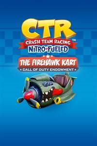 Crash™ Team Racing Nitro-Fueled – gokart Firehawk
