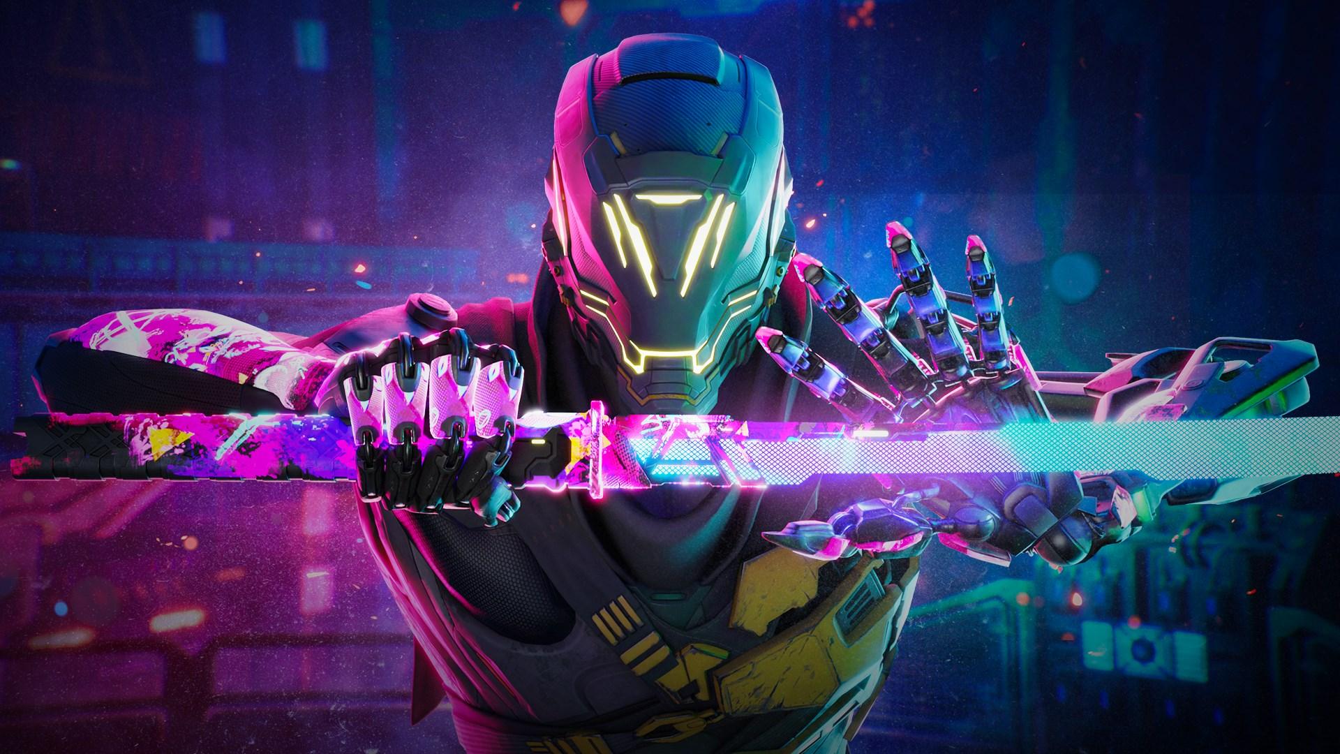 Ghostrunner: Neon Pack