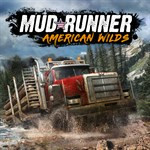 MudRunner - American Wilds Edition Logo