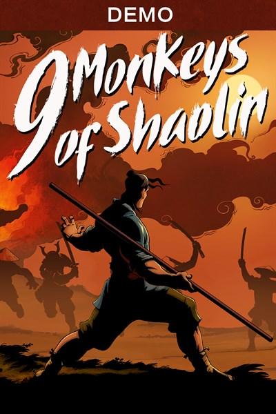 9 Monkeys of Shaolin Demo