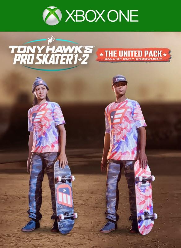 Скриншот №5 к Tony Hawks™ Pro Skater™ 1 + 2 - комплект United