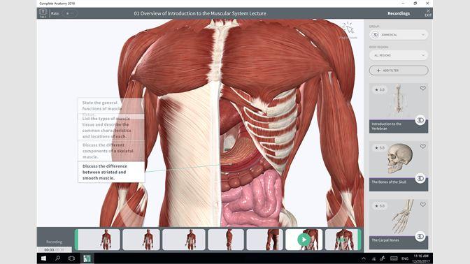 Complete Anatomy beziehen – Microsoft Store de-DE