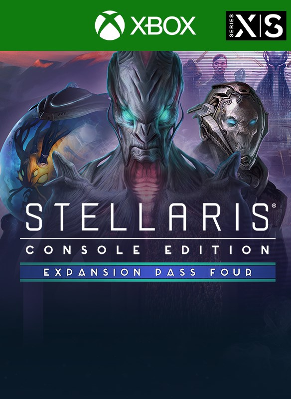 Stellaris Console Edition - Expansion Pass Four