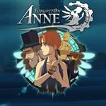 Forgotton Anne Logo