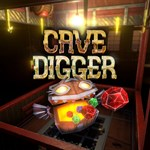 Cave Digger Logo