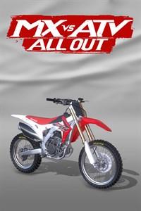 Carátula del juego 2017 Honda CRF 250R