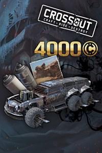 Carátula del juego Crossout - Horsemen of Apocalypse: Death (Deluxe Edition)
