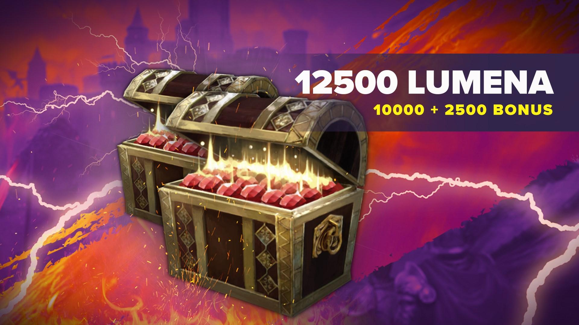 Bless Unleashed: 10,000 Lumena + 25% (2,500) Bonus