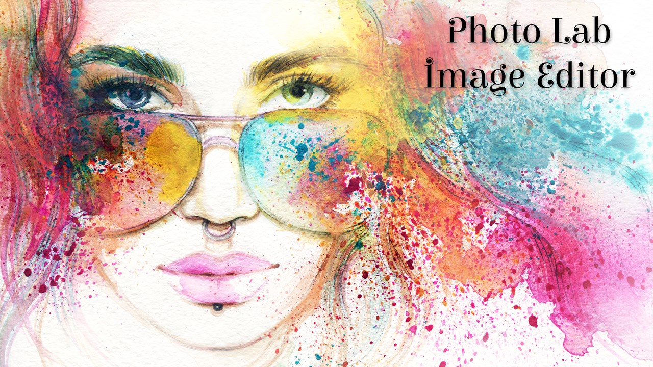 Photo Lab Image Editor : Face Effects, Filters beziehen – Microsoft ...