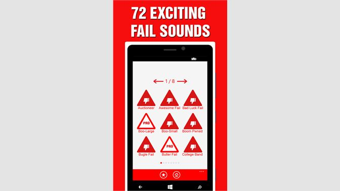 get fail soundboard sound effects of failure microsoft store