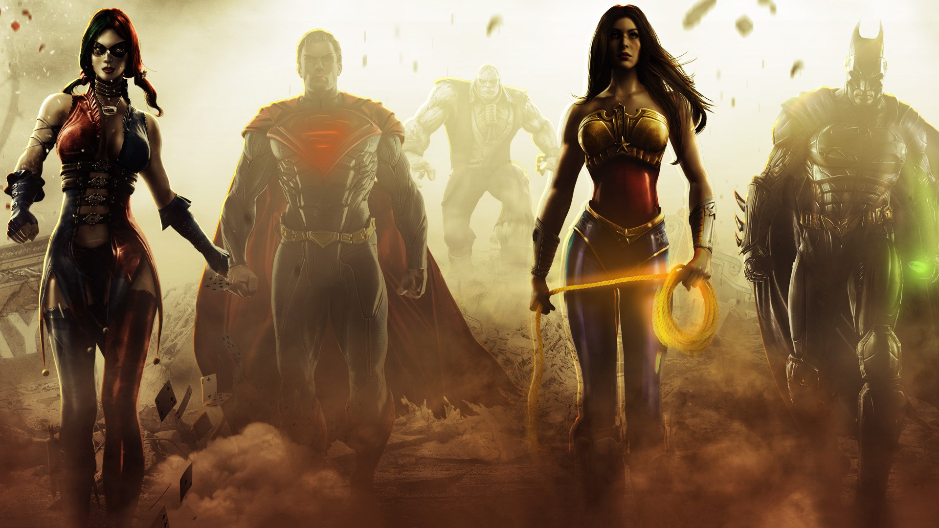 Buy Injustice: Gods Among Us - Microsoft Store en-IN