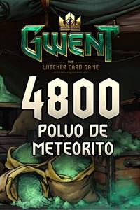 GWENT – 4800x polvo de meteorito