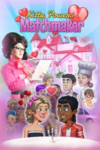Carátula del juego Kitty Powers' Matchmaker