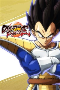 Carátula del juego DRAGON BALL FIGHTERZ - Vegeta
