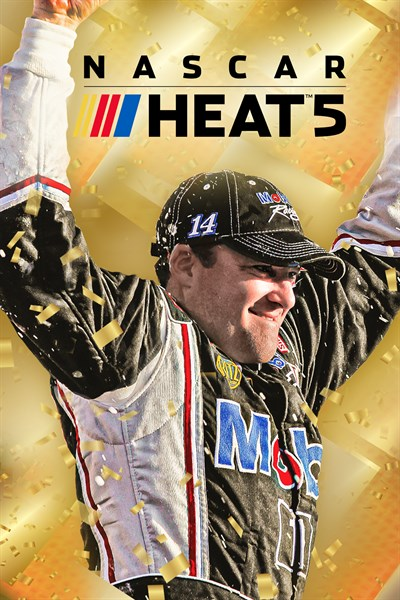 NASCAR Heat 5 - Gold Edition (Pre-Order)