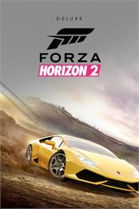 Carátula del juego Forza Horizon 2 Deluxe - 10th Anniversary Edition