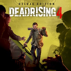 Dead Rising 4 Deluxe-Edition Xbox One
