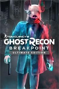 Carátula para el juego Ghost Recon Breakpoint - Ultimate Edition de Xbox 360
