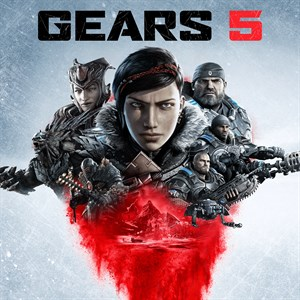 Gears 5 Standard Edition Pre-Order Xbox One