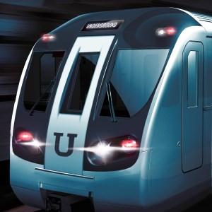 Скриншот №5 к Underground Driving Simulator - Railway Trip