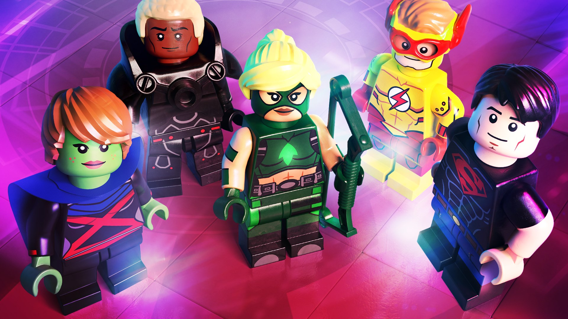 LEGO® DC Super-Villains Young Justice Level Pack