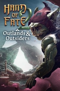 Carátula del juego Hand of Fate 2: Outlands and Outsiders