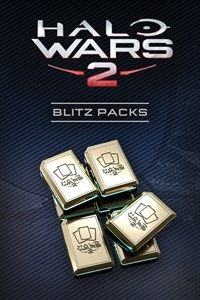 Halo Wars 2: 9 Blitz Packs + 1 Free