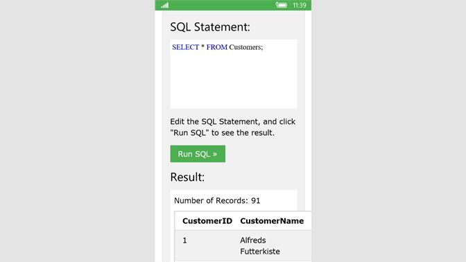 Iegūstiet W3Schools Online — veikalā Microsoft Store lv-LV
