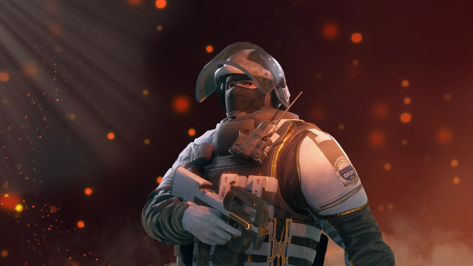 Buy Tom Clancy's Rainbow Six Siege : Pro League Doc Set