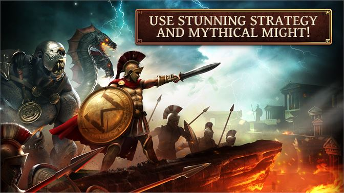 Get Age of Sparta - Microsoft Store