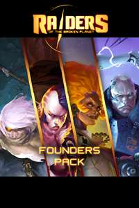Raiders of the Broken Planet - Founders Pack