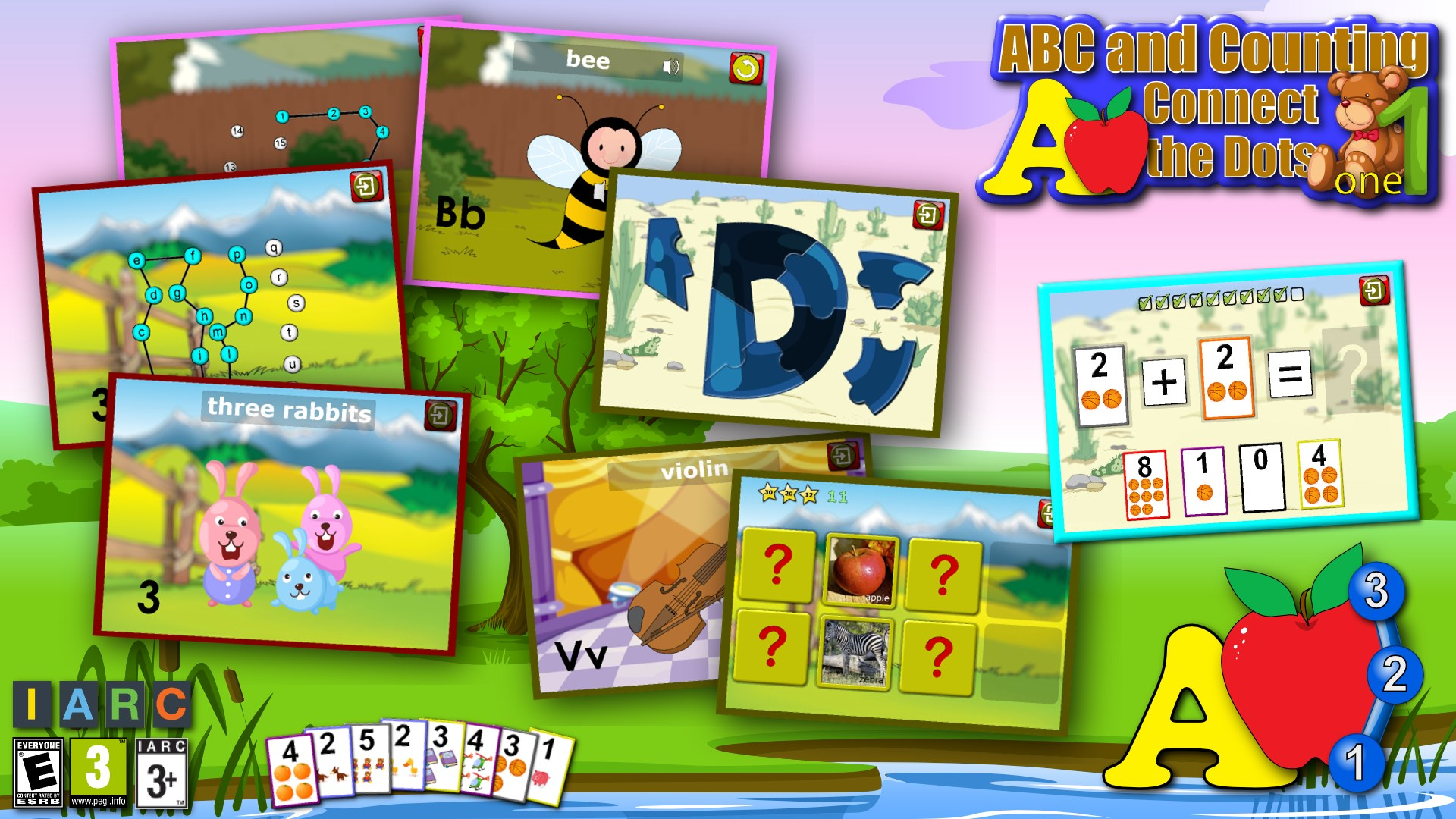 Kids Abc And Counting Join And Connect The Dot Alphabet