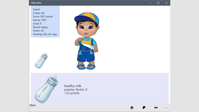 4e878407d070 Get Milky Baby - Microsoft Store