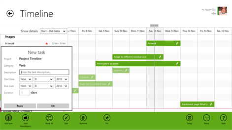 Buy Project Timeline Microsoft Store – Project Timelines