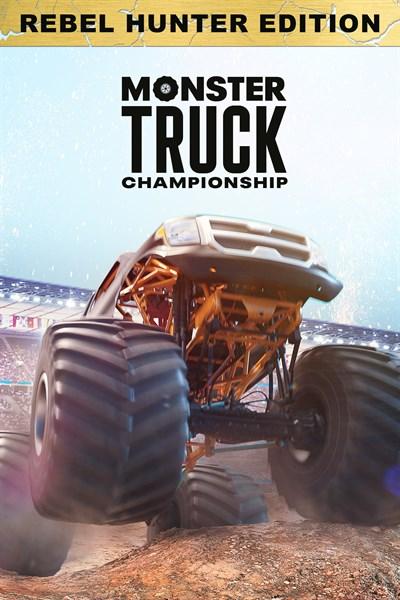 Monster Truck Championship Rebel Hunter Edition