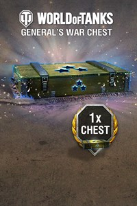 World of Tanks - General's War Chest