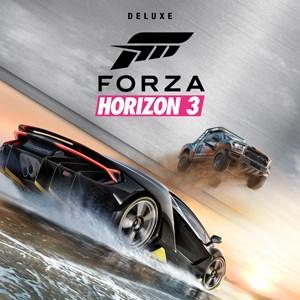 Forza Horizon 3 Deluxe Edition