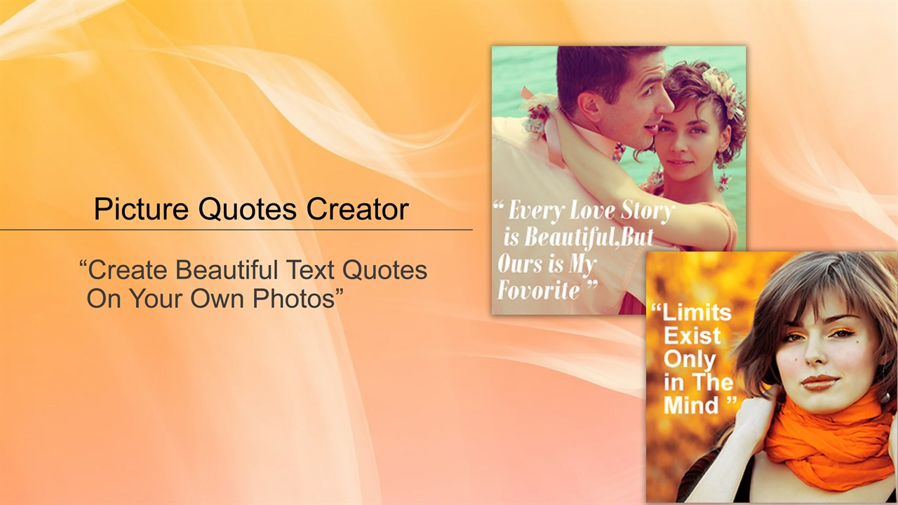 Get Picture Quotes Creator Microsoft Store En In