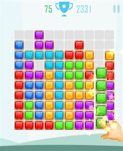 Block Puzzle Jewels screenshot