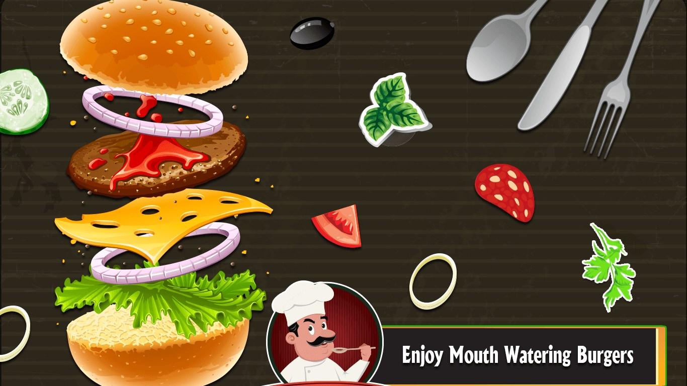 Burger Maker – Fast Food - Microsoft Store