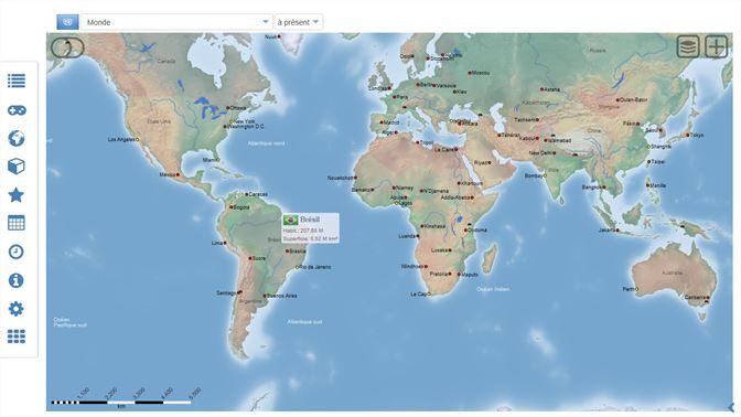 Carte Amerique Du Sud Quiz.Recevoir Atlas Mondial Quiz Mxgeo Free Microsoft Store Fr Fr