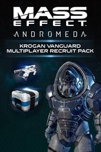 Mass Effect™: Andromeda – Pacote de Recruta do Multiplayer Vanguarda Krogano