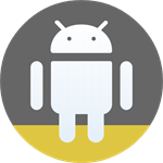 Android Screen Cast - Control your phone use mouse and keyboard. Logo