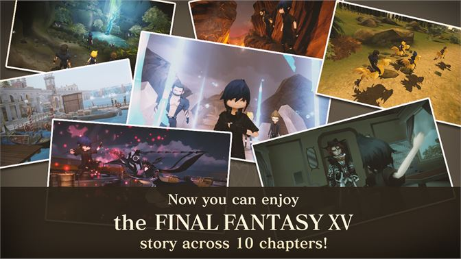 Get FINAL FANTASY XV POCKET EDITION - Microsoft Store