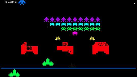 Retro Invaders screenshot 3