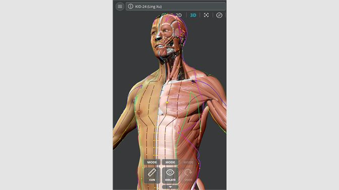 Get Visual Acupuncture 3D - Human - Microsoft Store