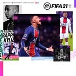 FIFA 21 Standard Edition Xbox One & Xbox Series X|S Logo