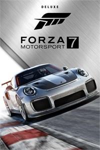 Edição de Luxo do Forza Motorsport 7