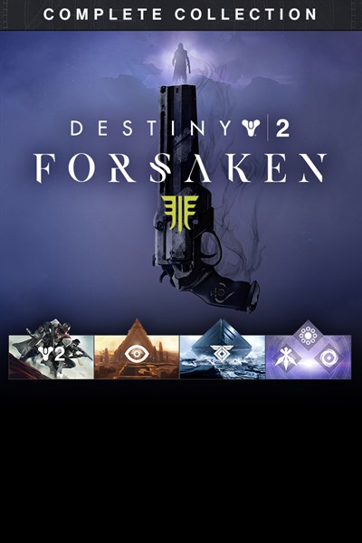 Destiny 2: Forsaken - Complete Collection